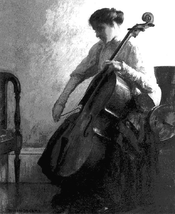 Развитие на виолончелото и водещите немски виолончелови педагогически школи от XIX век