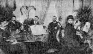Квинтетът на д-р Лило Яковов